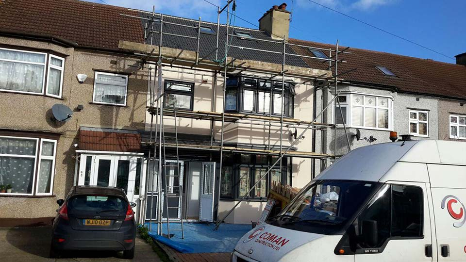 domestic roof work solutions Wembley