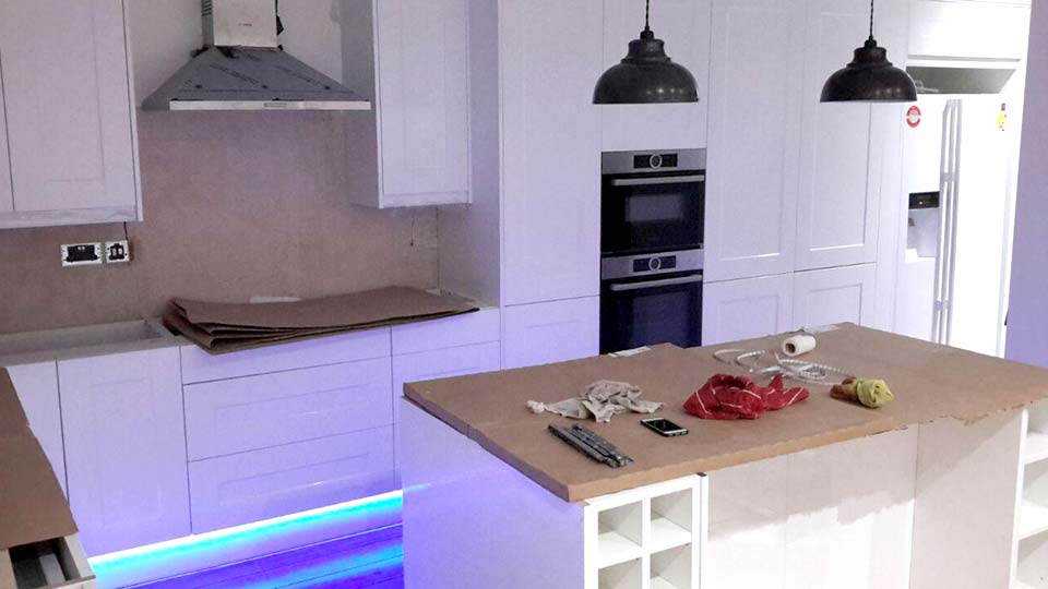 residential Tiling and flooring company Enfield