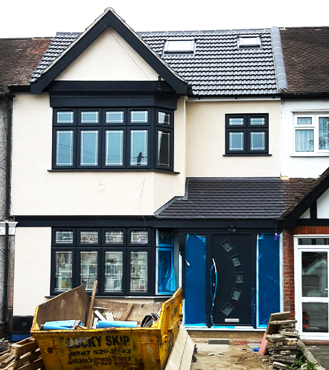 property renovation company Redbridge