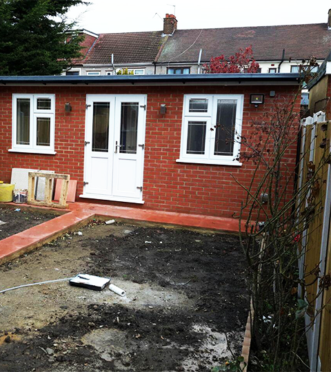 commercial roof work solutions Wembley