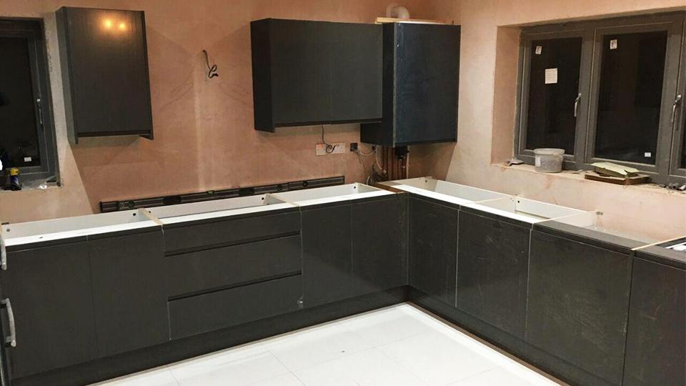 outhouse construction solution Redbridge