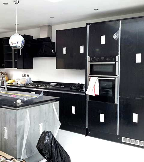 Plumbing and heating professional Chigwell